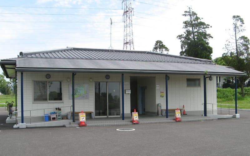 桃尾墓園管理事務局及びトイレ新築工事